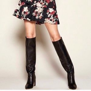 Sam Edelman Hutton Over the Knee Leather Boot